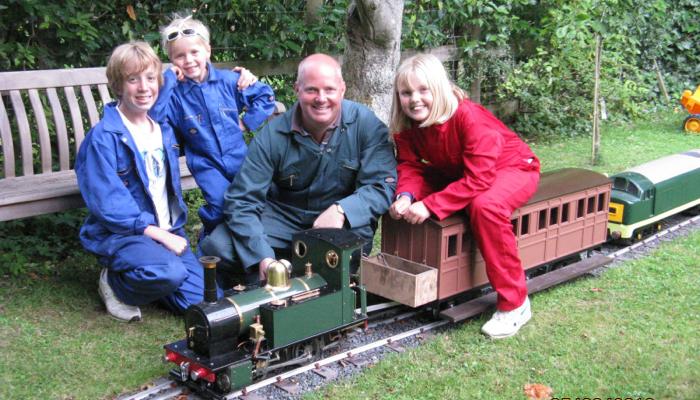 Welcome to Oak Tree Railway